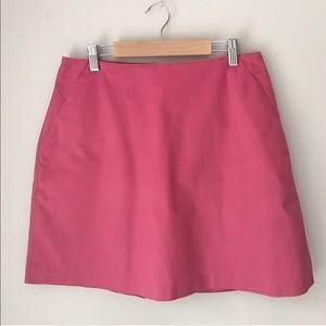 Adidas Pink Stretch Golf Skort Size 8